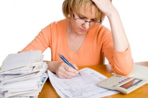 Accountant doing taxes, Payroll in Nashville, Tennessee and surrounding